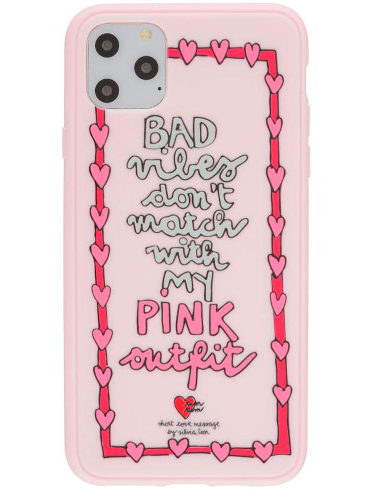Купить 2196607, Чехол для телефона BENJAMINS, розовый, 5674528070170