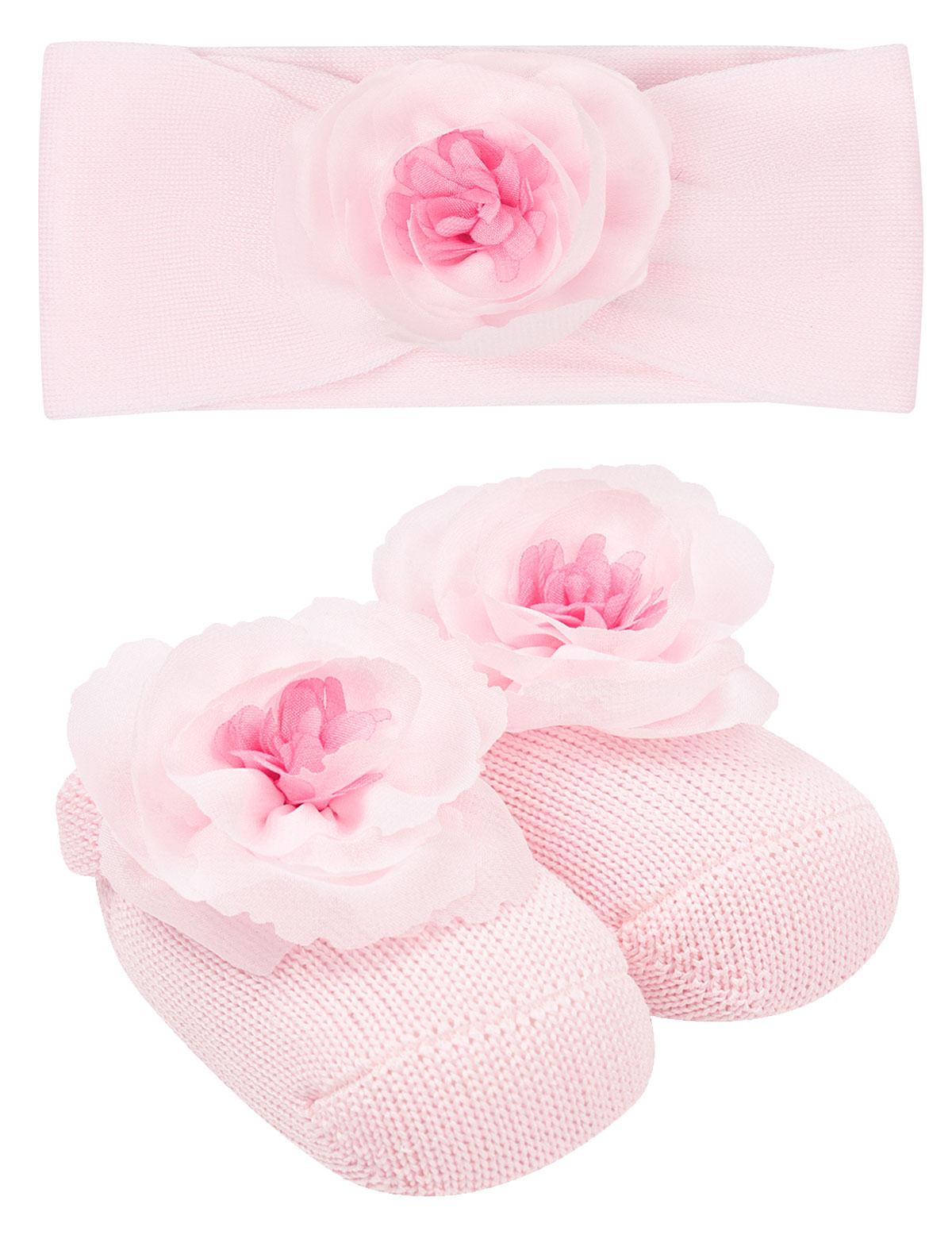 Купить 2223439, Комплект аксессуаров La Perla, розовый, Женский, 3004509070097