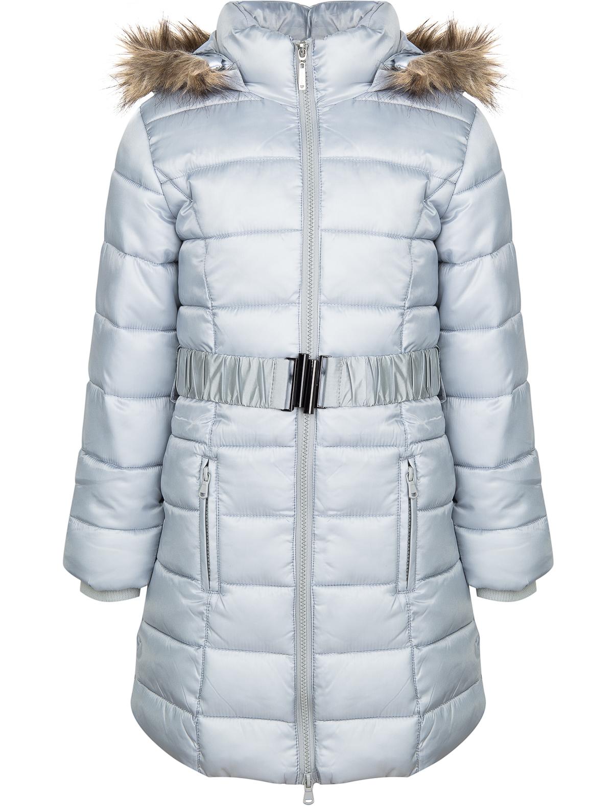 Купить 1879925, Пальто SILVIAN HEACH Kids, серый, Женский, 1121709780020