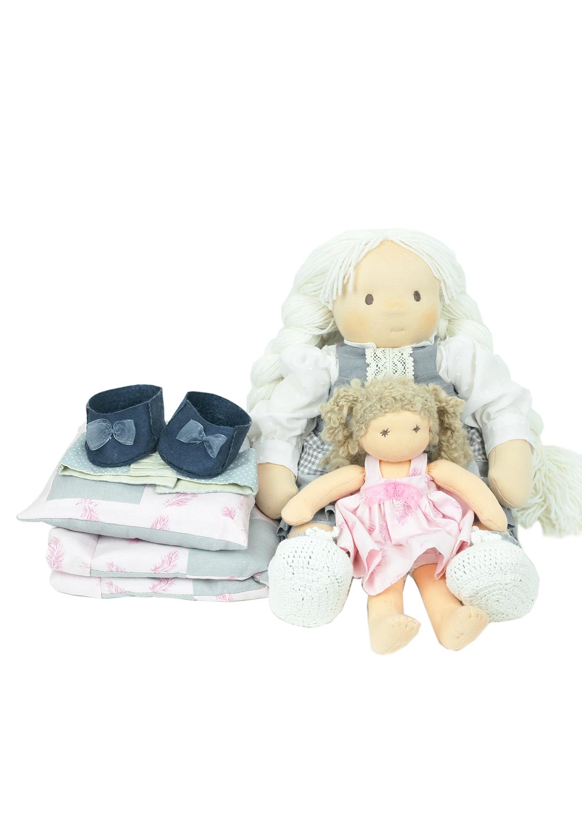 Купить 2299855, Кукла Carolon, белый, Женский, 7114500170248