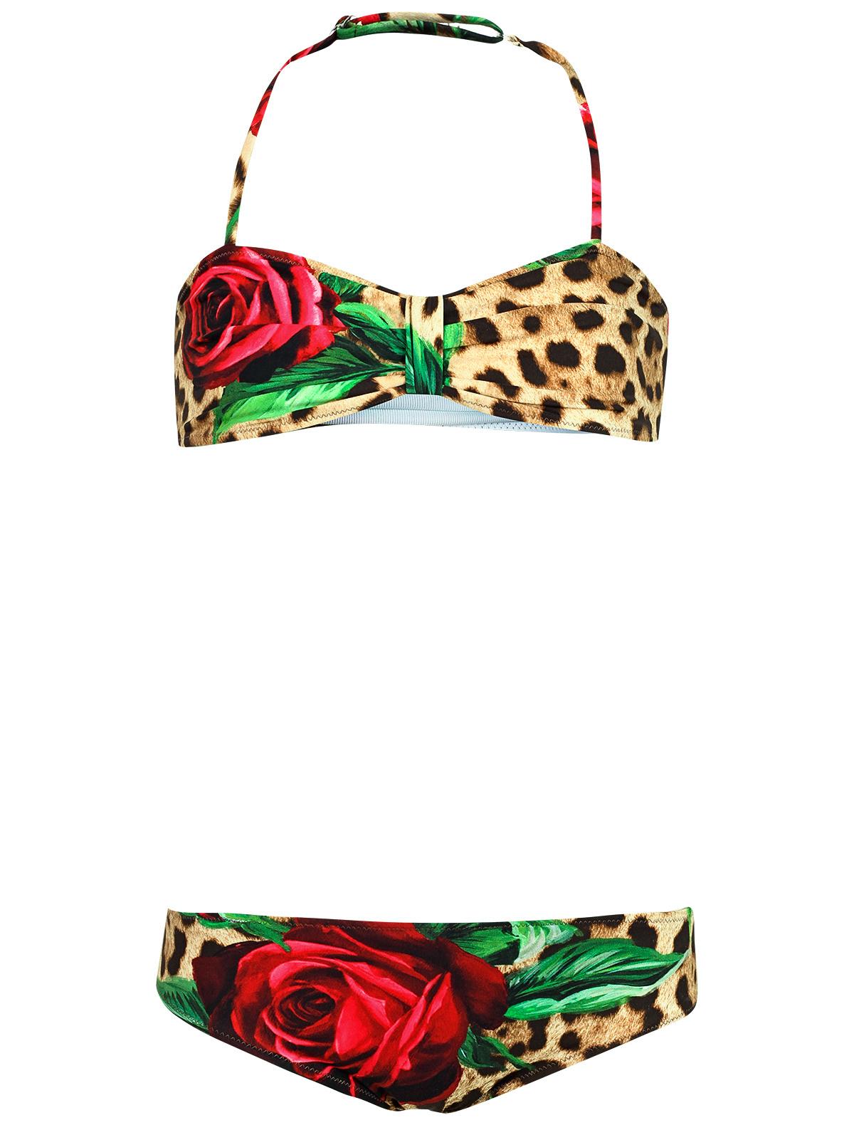 Купить 2002753, Купальник Dolce & Gabbana, красный, Женский, 0887709970816