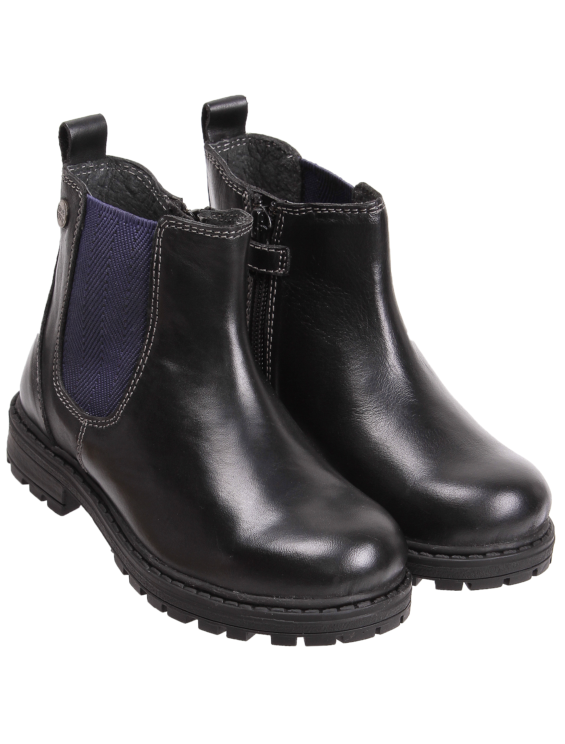 1916837, Ботинки GIOSEPPO, черный, Мужской, 2031119880878  - купить со скидкой