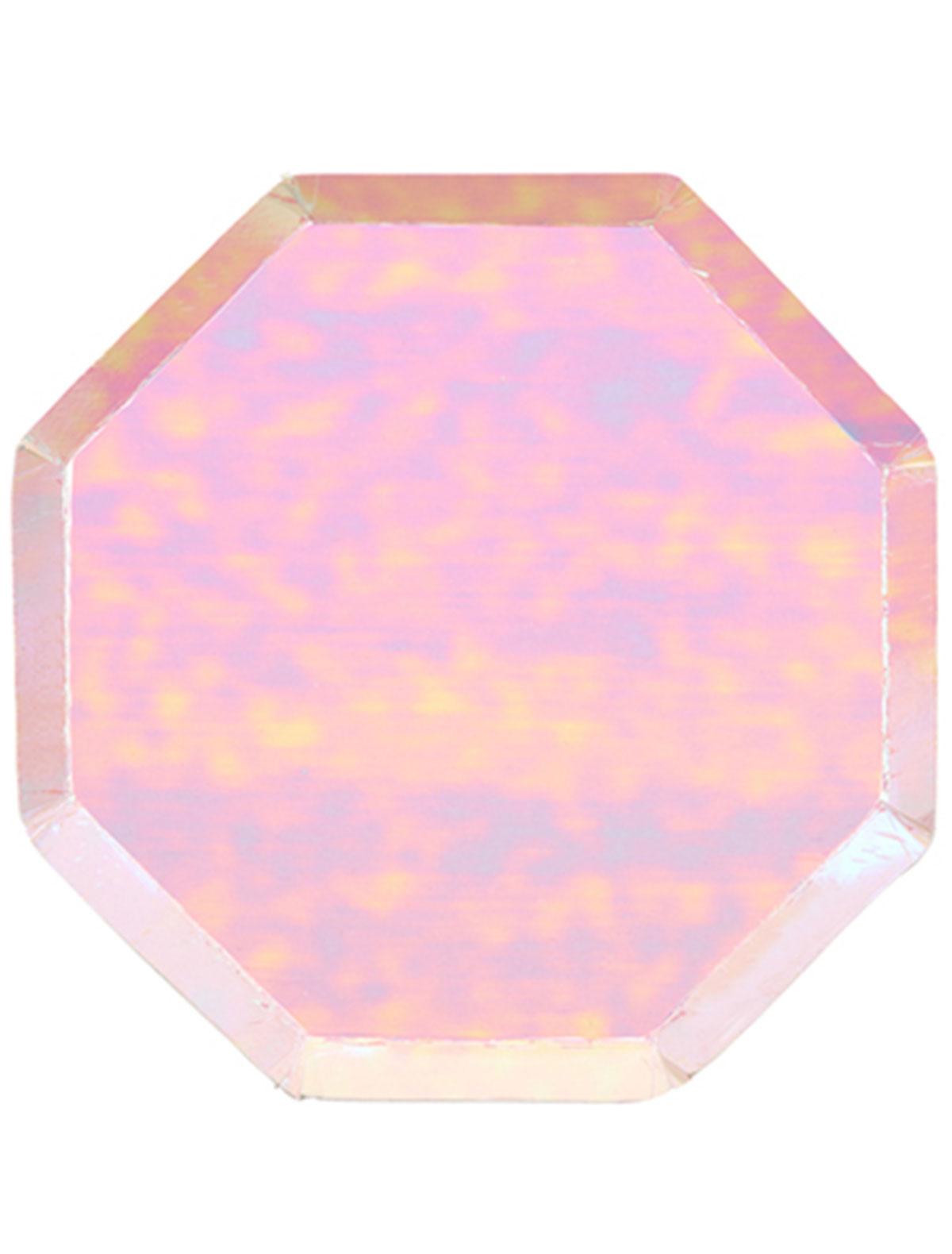 Набор посуды Meri Meri 2259953 розового цвета