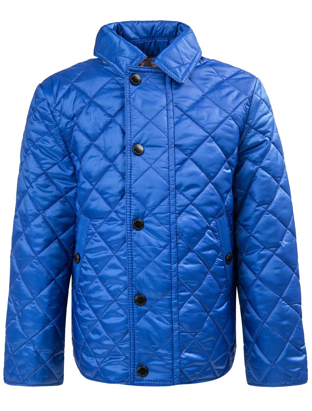 Купить 1873790, Куртка Burberry, синий, Мужской, 1071419770029