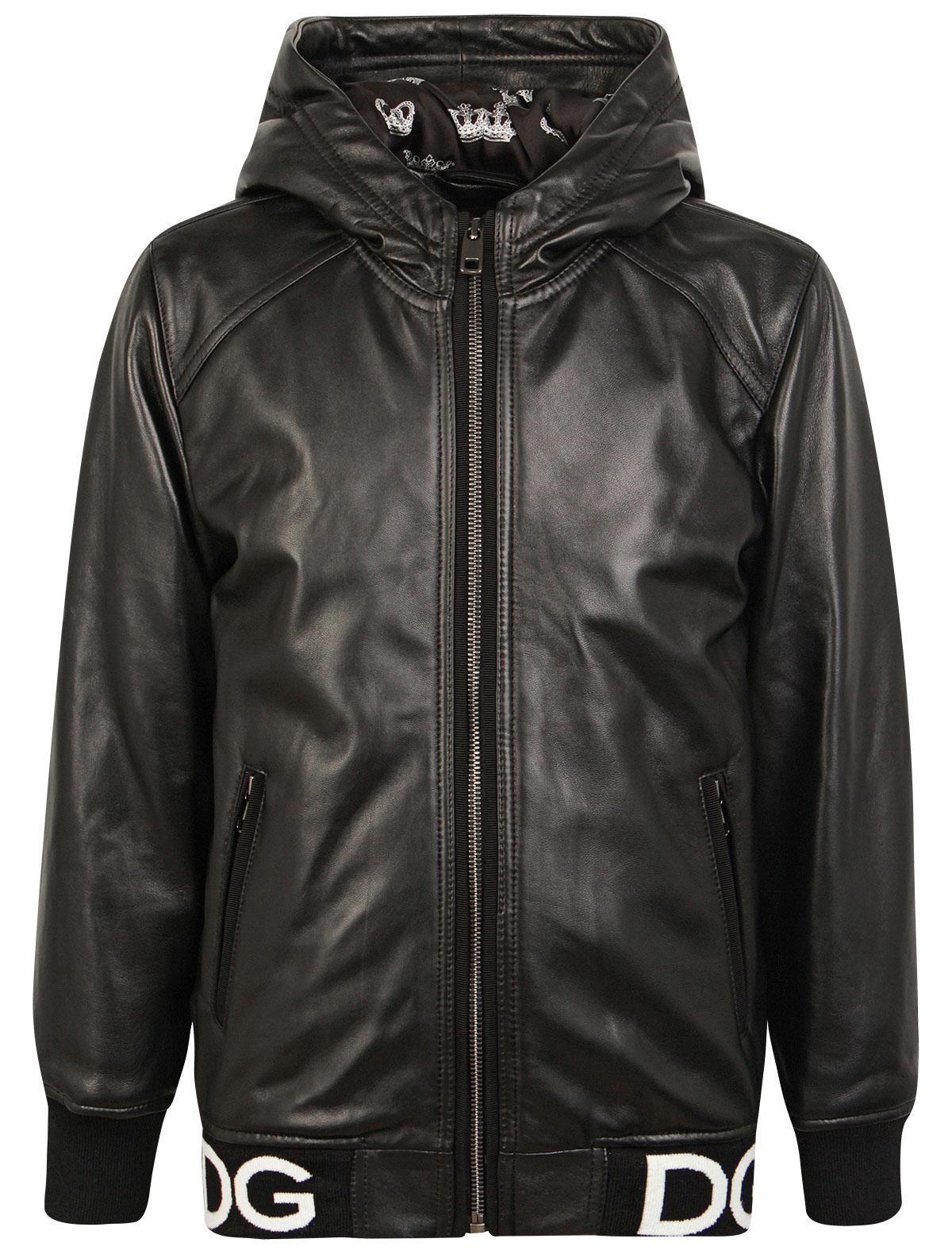 Купить 1846245, Куртка Dolce & Gabbana, черный, Мужской, 1071118880012