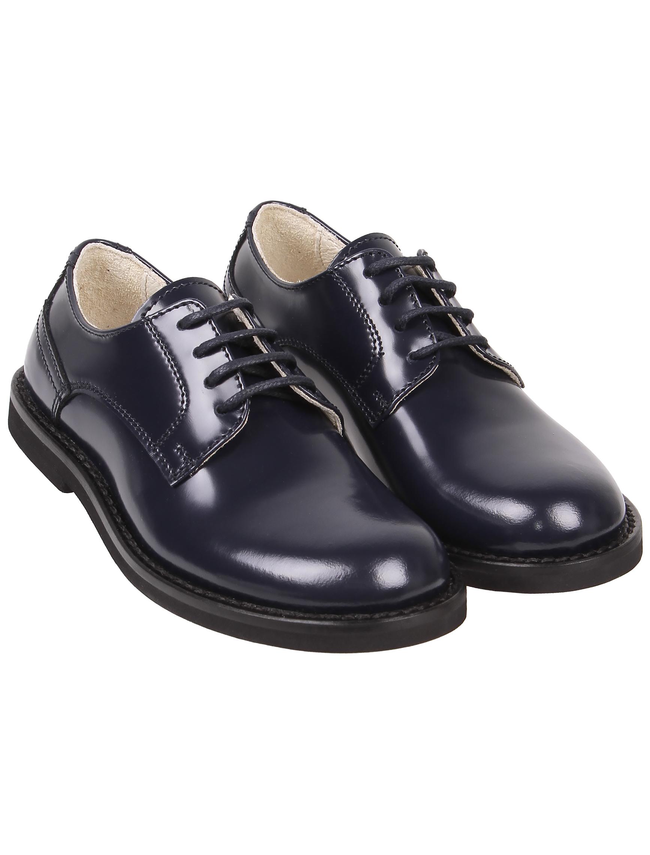 Купить 2019128, Туфли Andrea Montelpare, синий, Мужской, 2011419970035