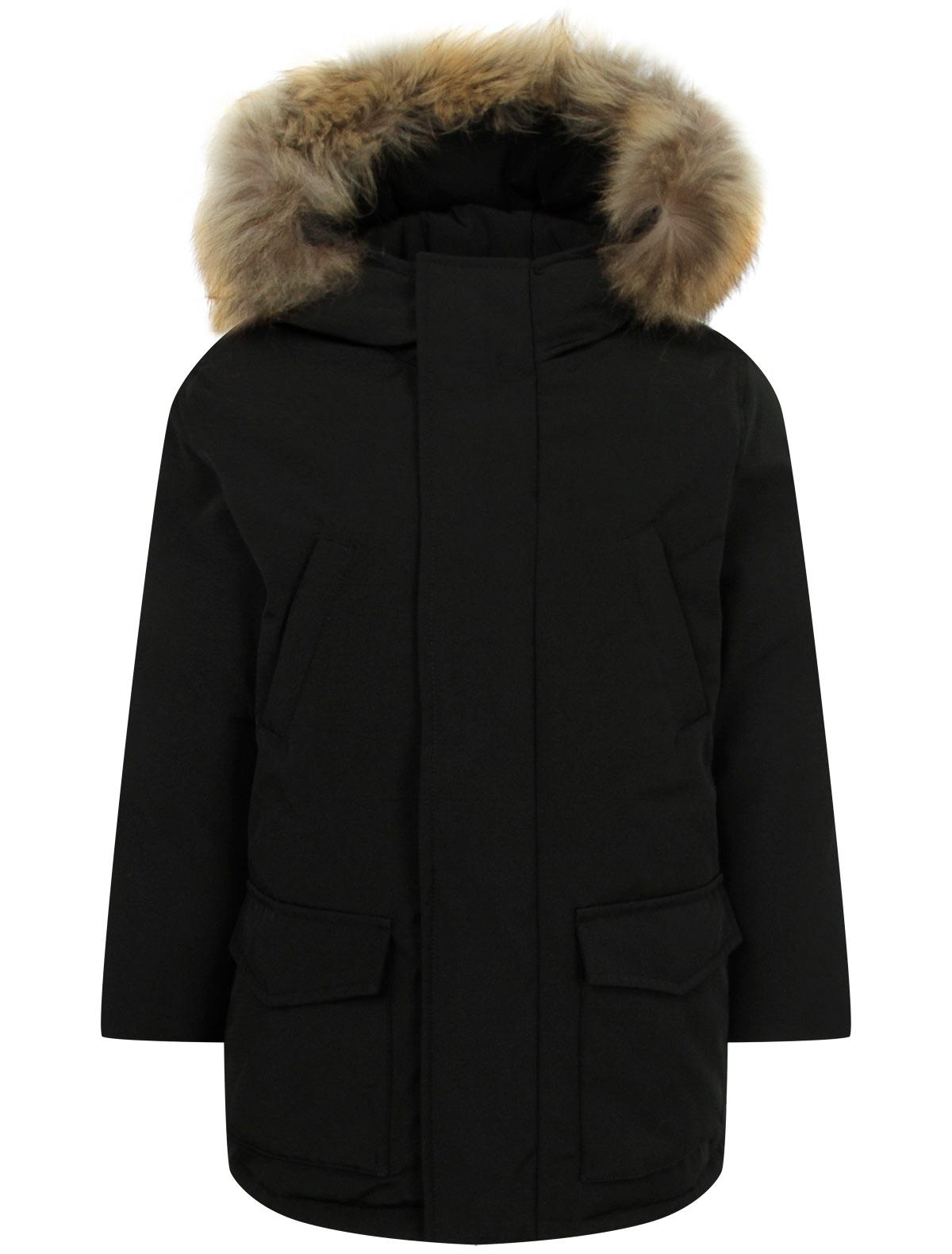 Купить 2243859, Куртка Il Gufo, черный, Мужской, 1074519084843