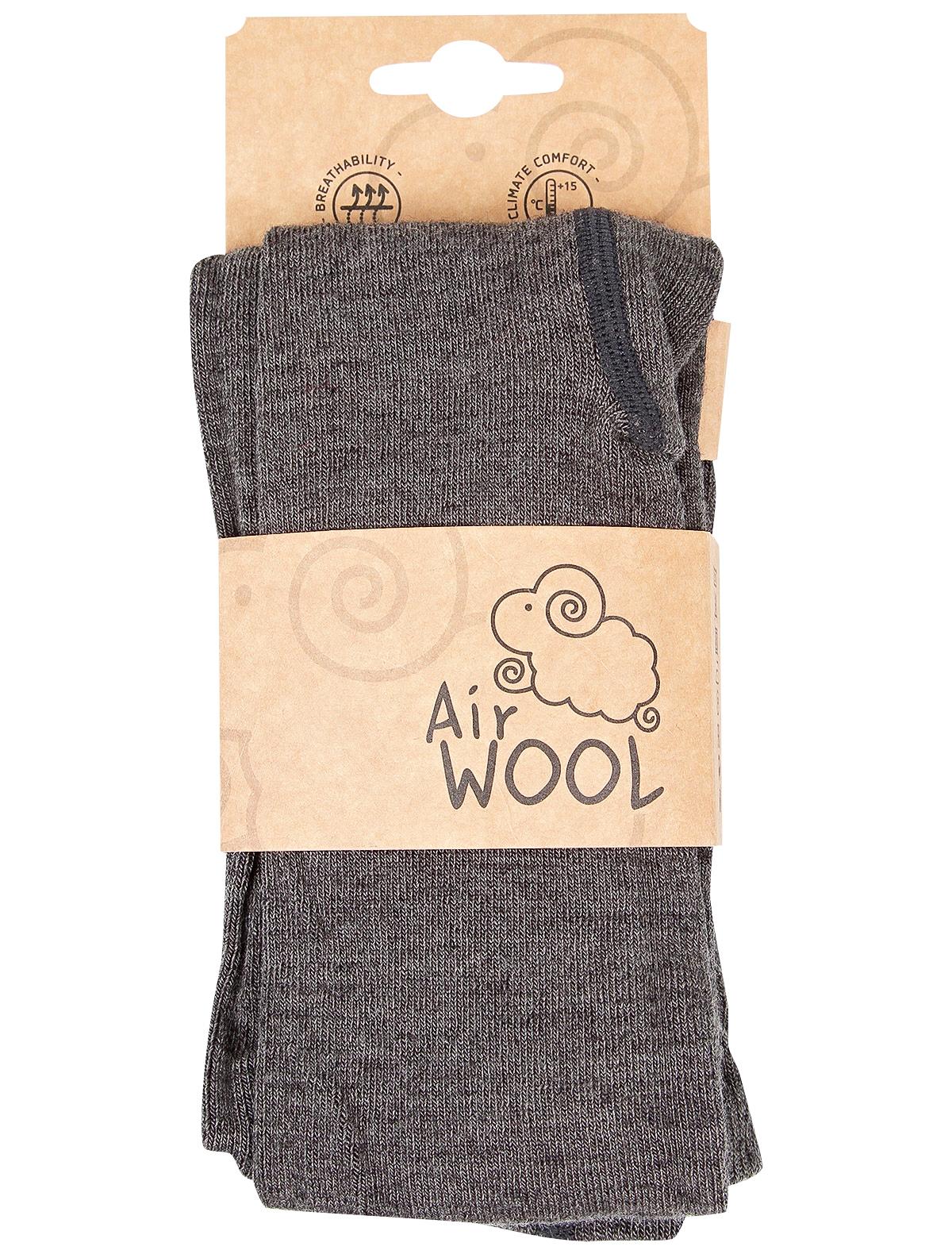 Купить 2136300, Колготки Air wool, серый, Женский, 1291709980048
