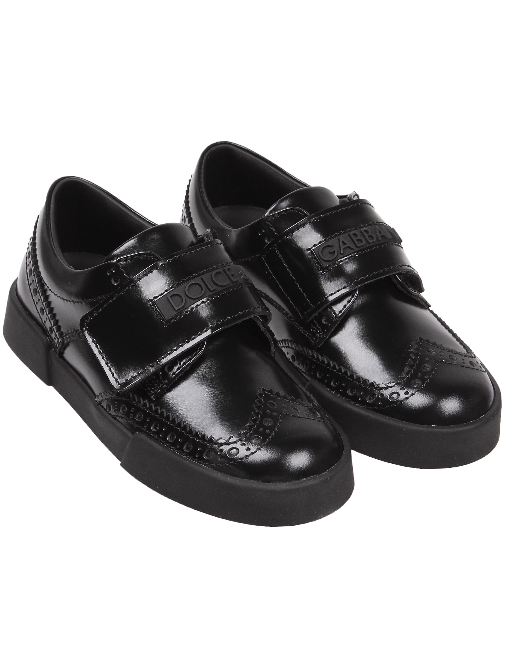 Купить 2044782, Ботинки Dolce & Gabbana, черный, Мужской, 2031119980905