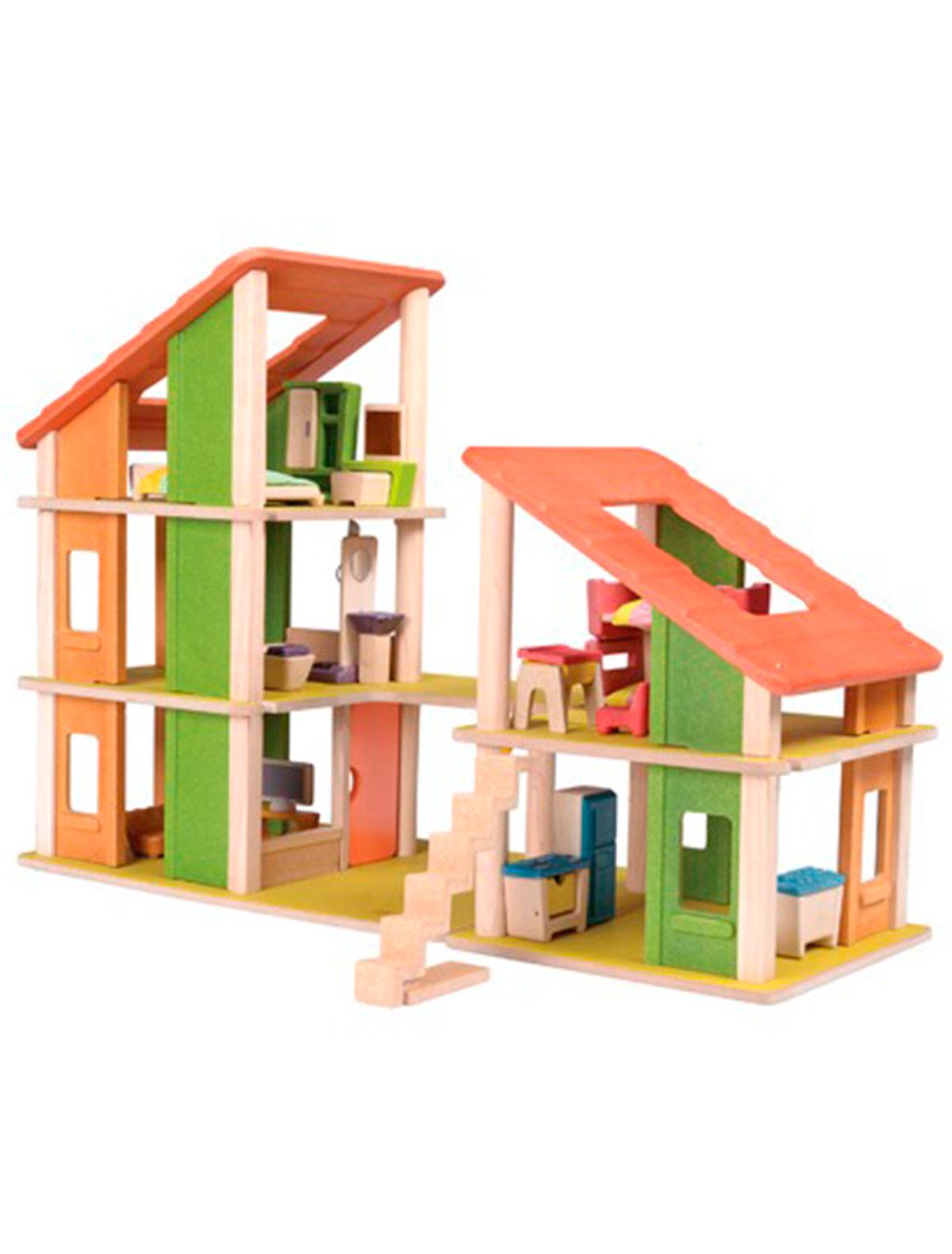 Купить 2135127, Игрушка PLAN TOYS, разноцветный, 7132529980990