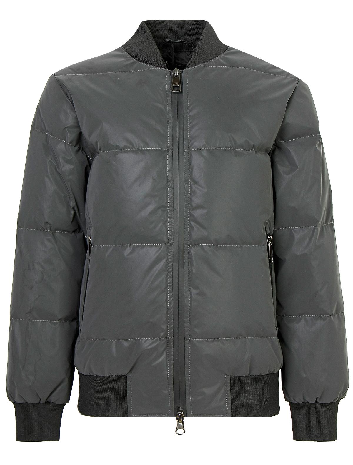 Купить 1873271, Куртка NEIL BARRETT KIDS, черный, Мужской, 1071119880134