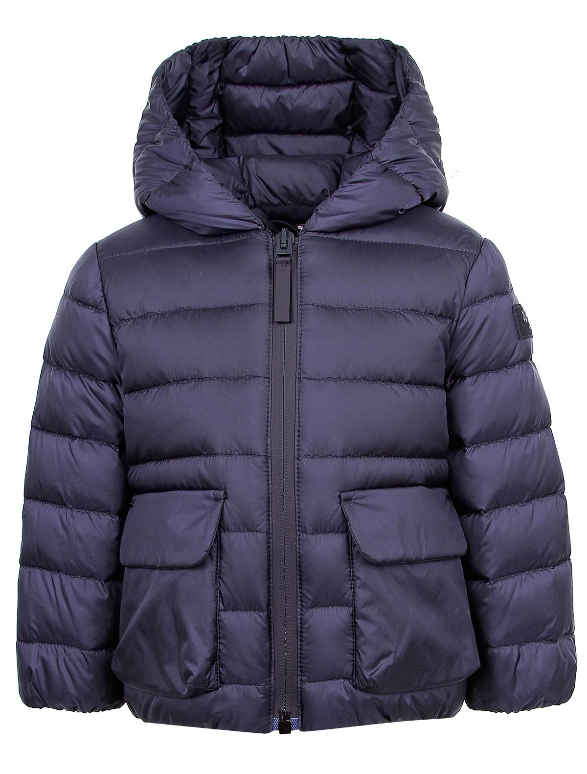 Купить 2171292, Куртка Il Gufo, синий, Мужской, 1074519071317