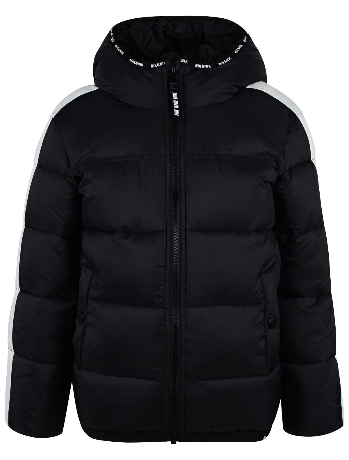Купить 2122685, Куртка NIK & NIK, черный, Мужской, 1071119980230