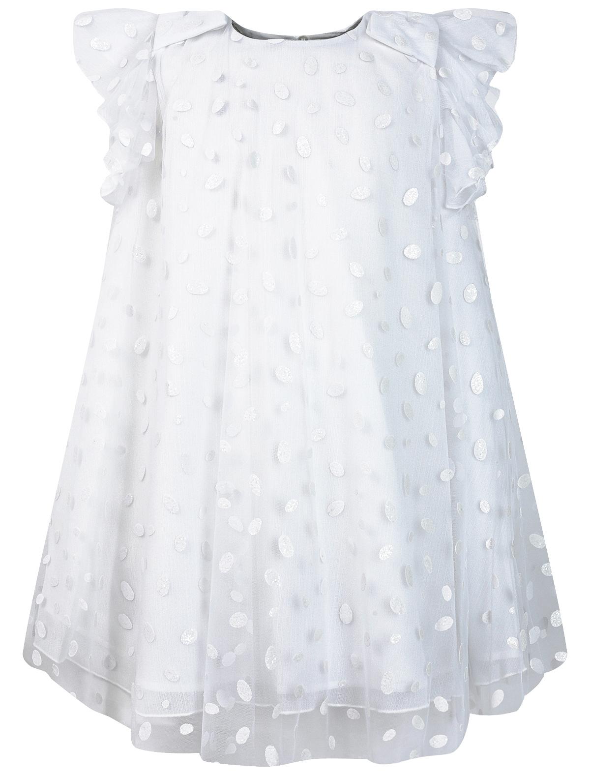 Купить 2298781, Платье Mayoral, белый, Женский, 1054609172230