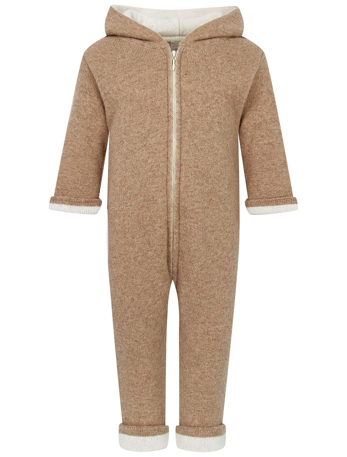 Купить 2256803, Комбинезон Air wool, бежевый, 1284529080449
