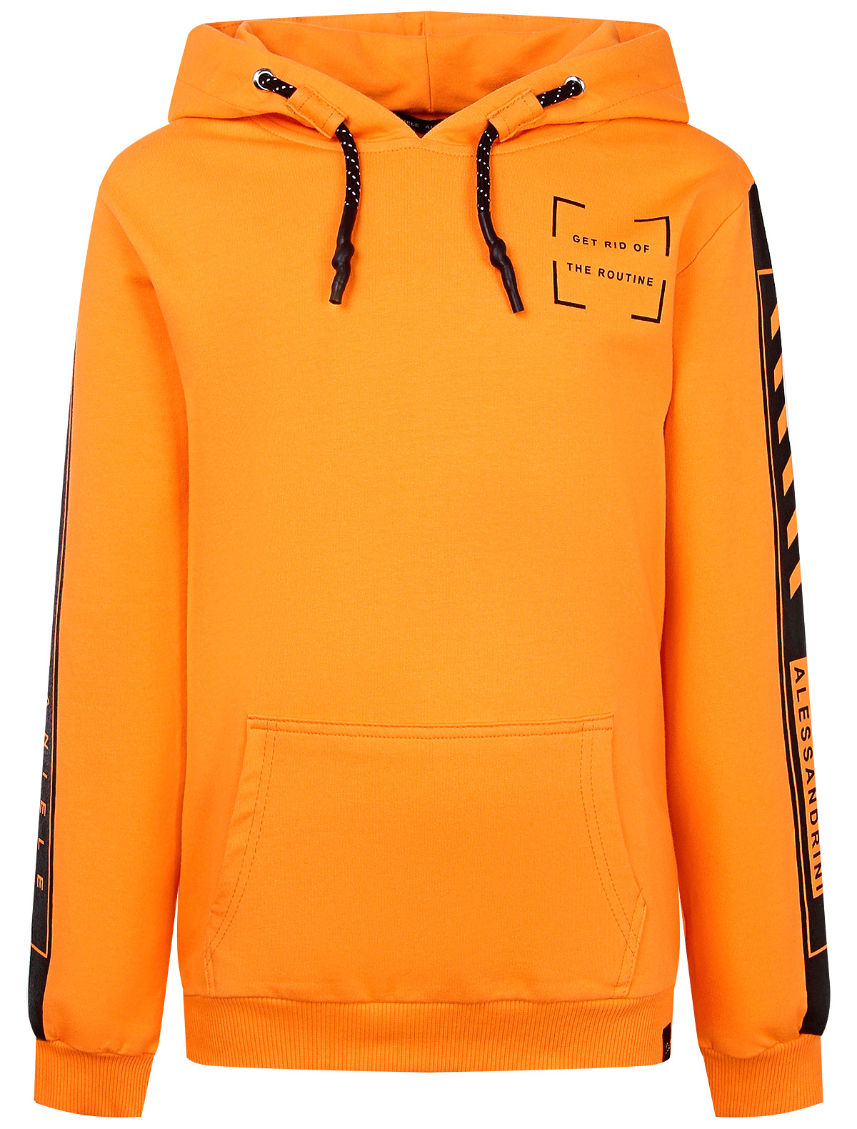 Купить 2262963, Худи Daniele Alessandrini, оранжевый, Мужской, 0094519083272