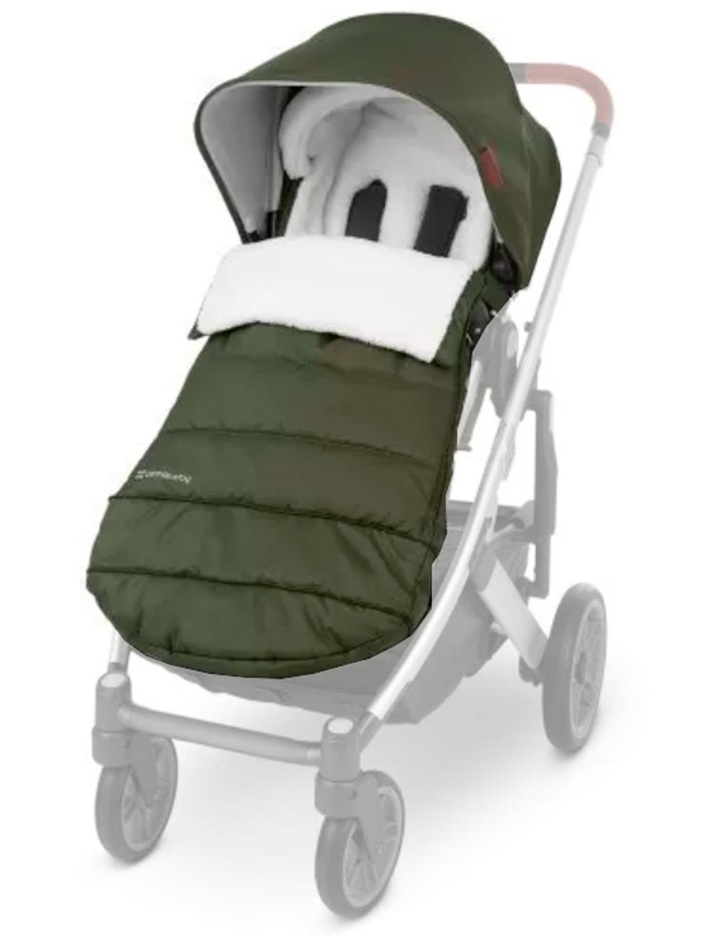 Купить 2267842, Аксессуар для коляски UPPAbaby, зеленый, 3984528080089