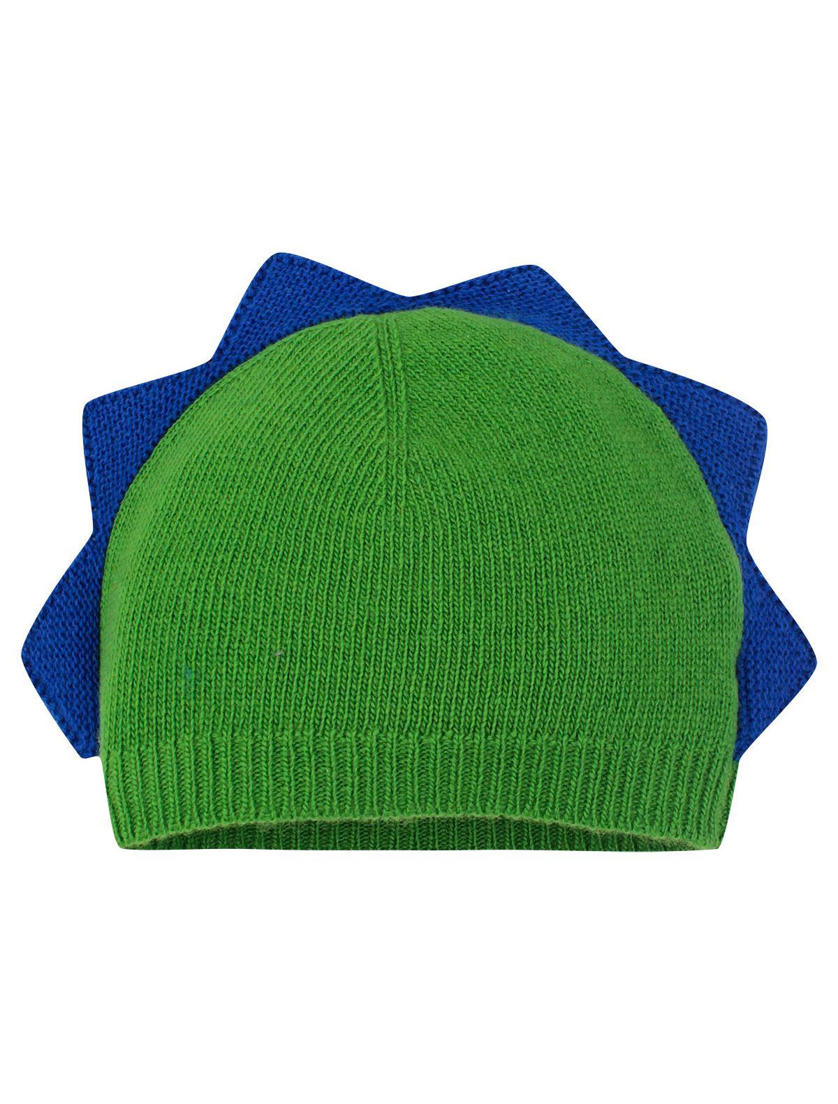 Купить 1901957, Шапка Il Gufo, зеленый, Мужской, 1352219880683