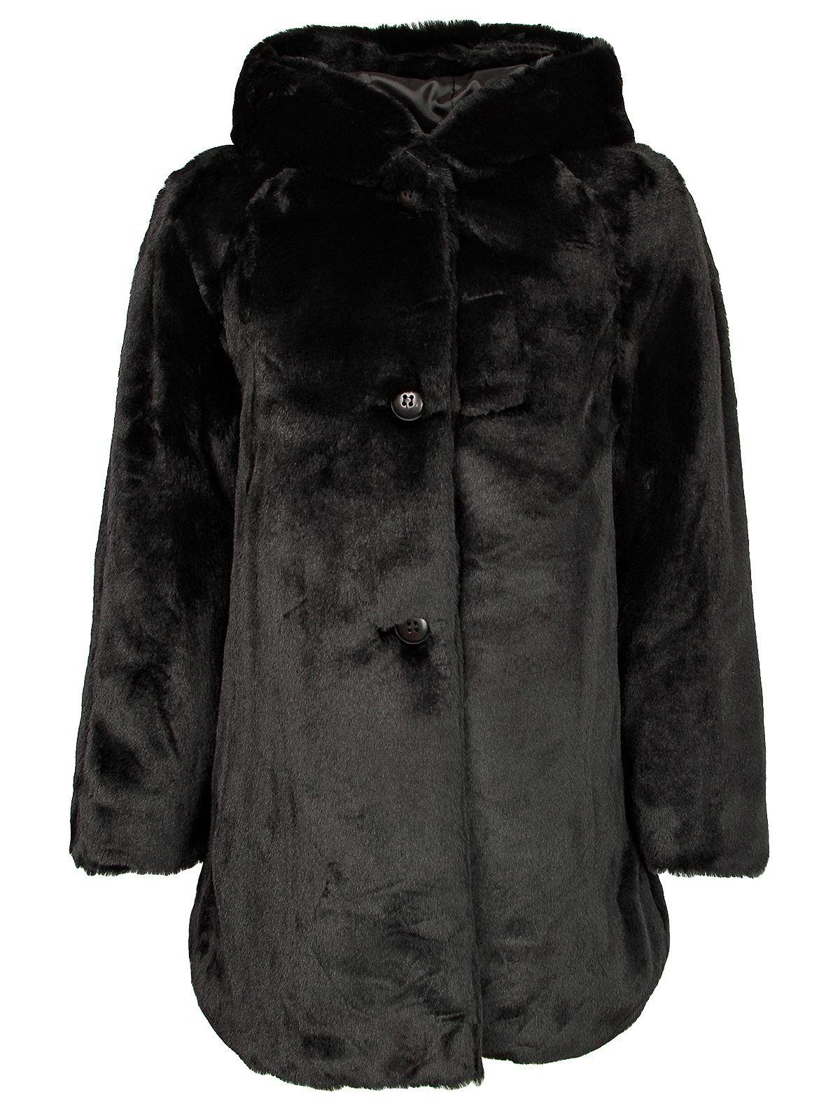 Купить 2261849, Пальто Vicolo, черный, Женский, 1124509081229