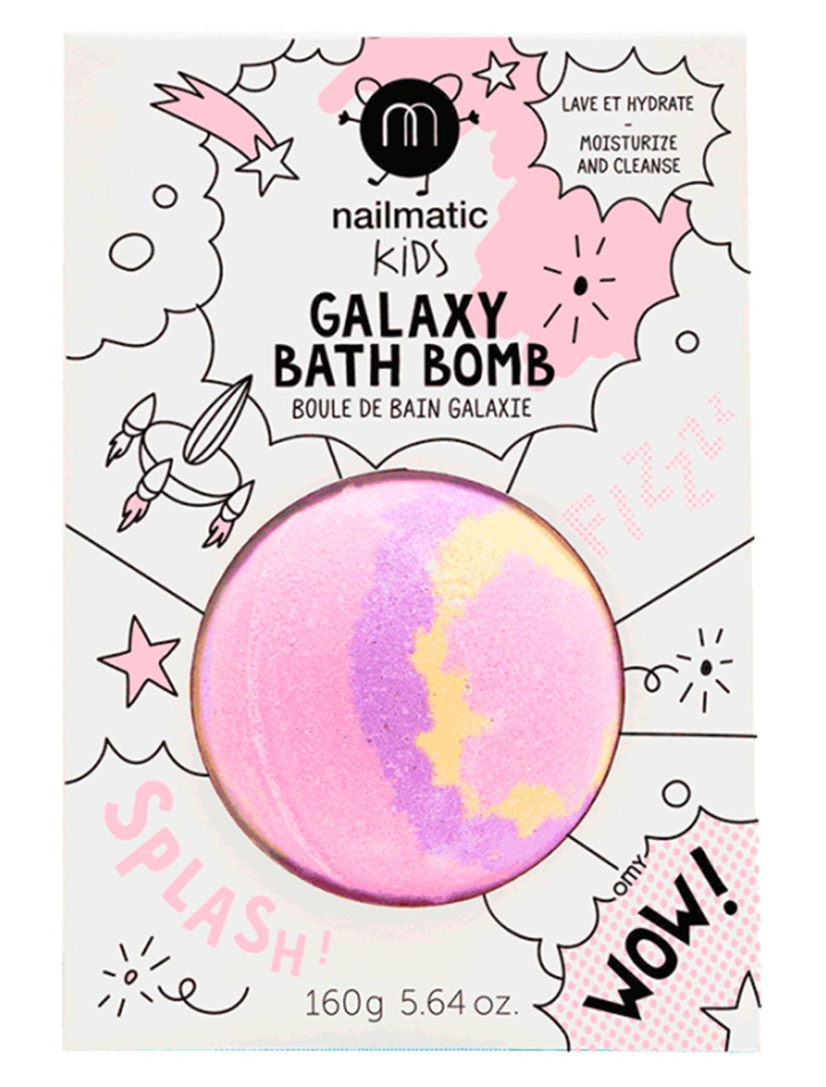 Пена для ванной NAILMATIC 2235309 розового цвета
