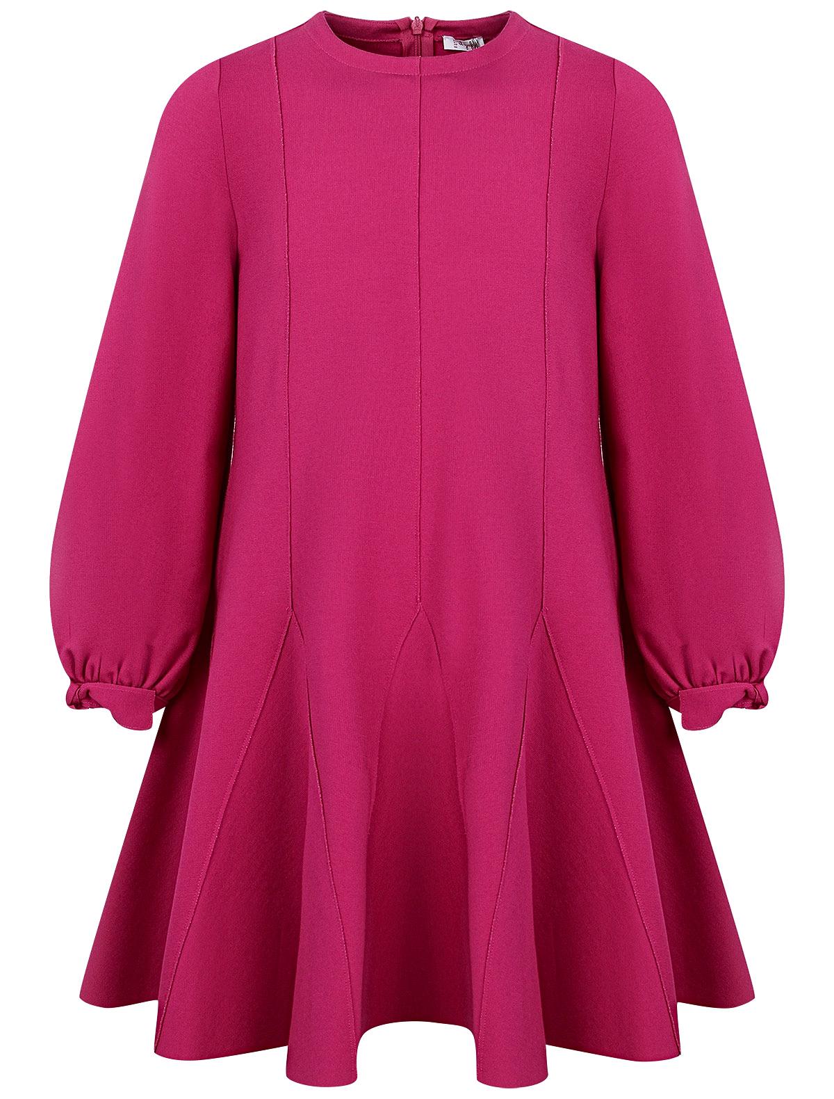 Купить 2263183, Платье Il Gufo, розовый, Женский, 1054609087343