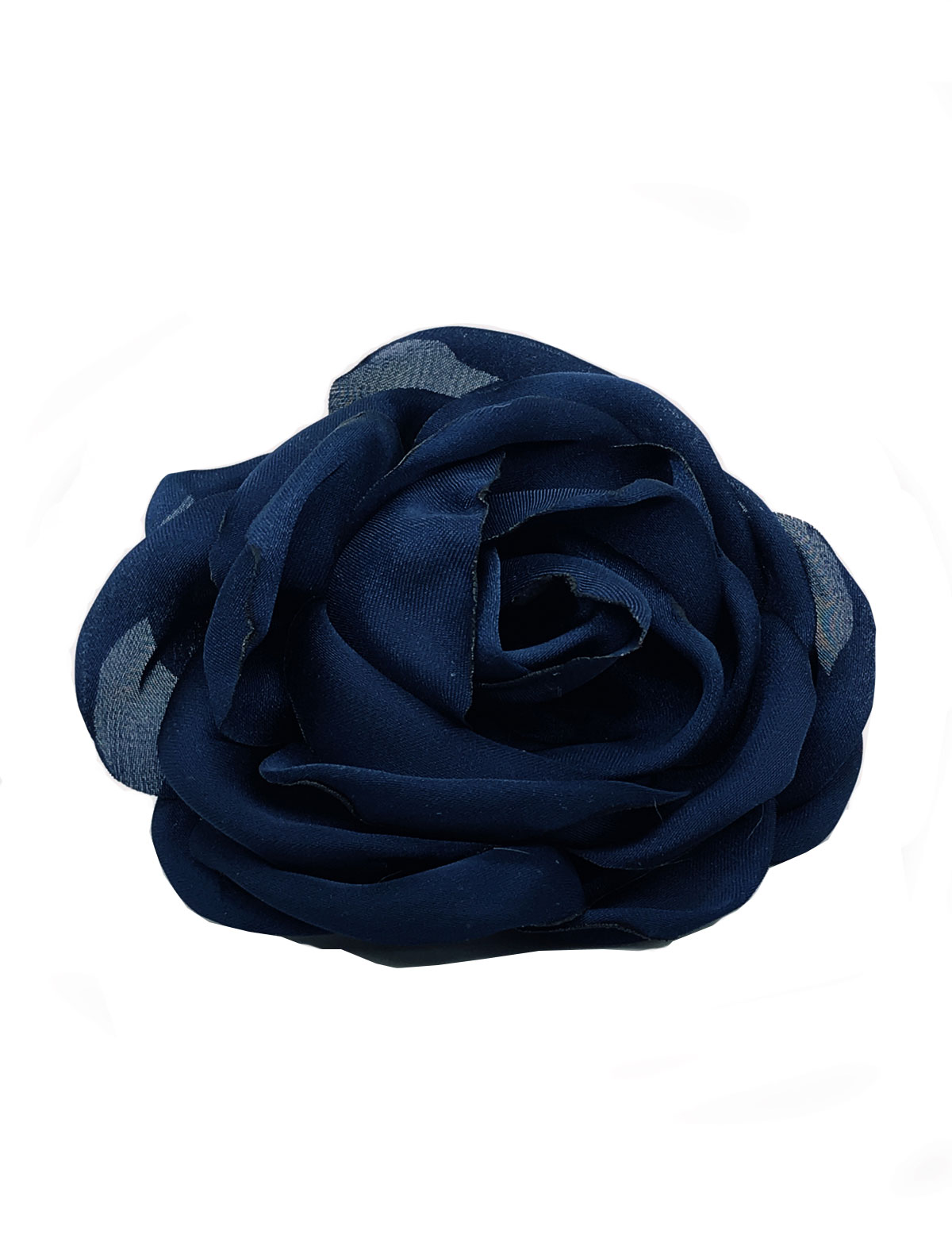 Заколка Junefee синего цвета