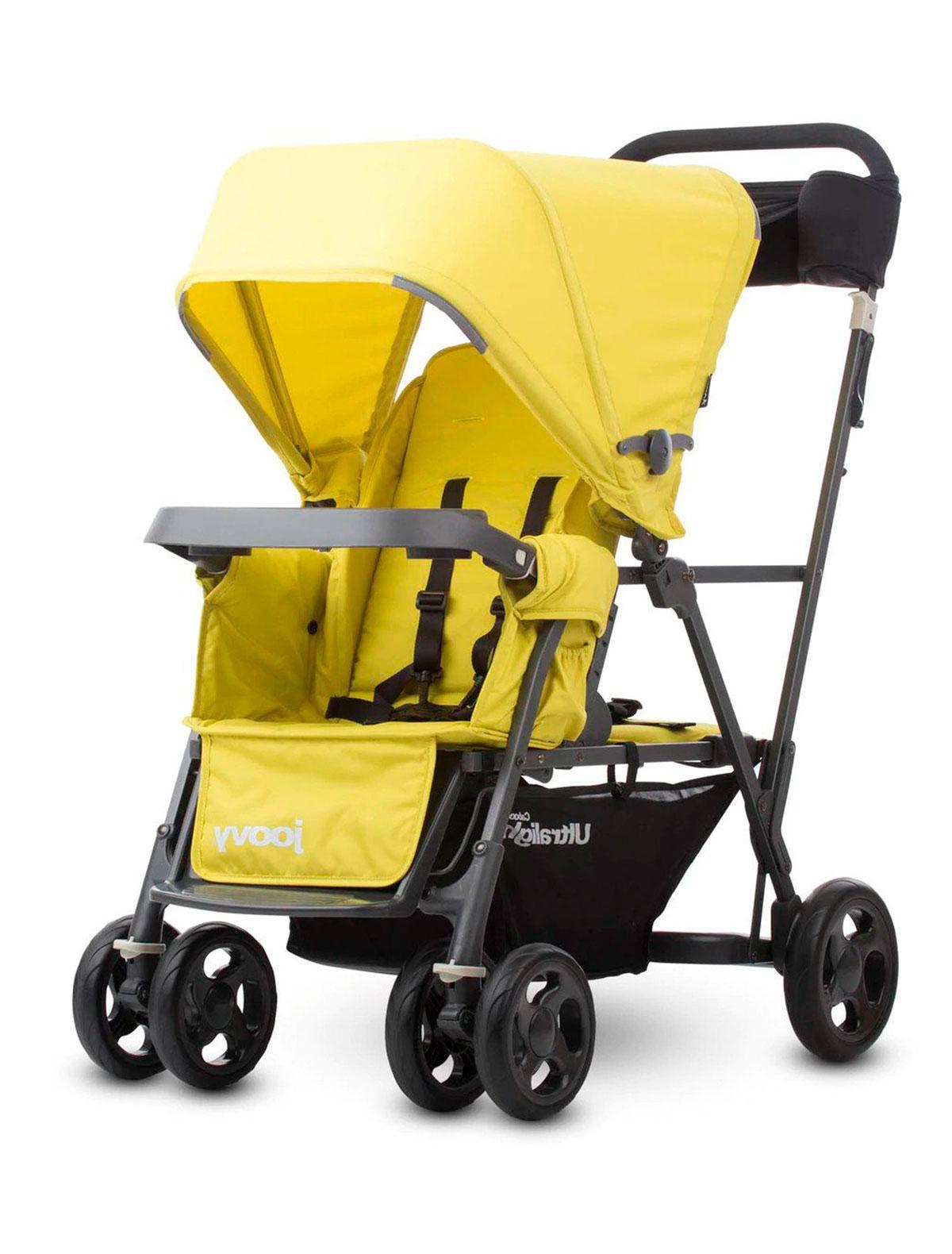 Купить 2337061, Коляска Joovy, желтый, 4004529180195