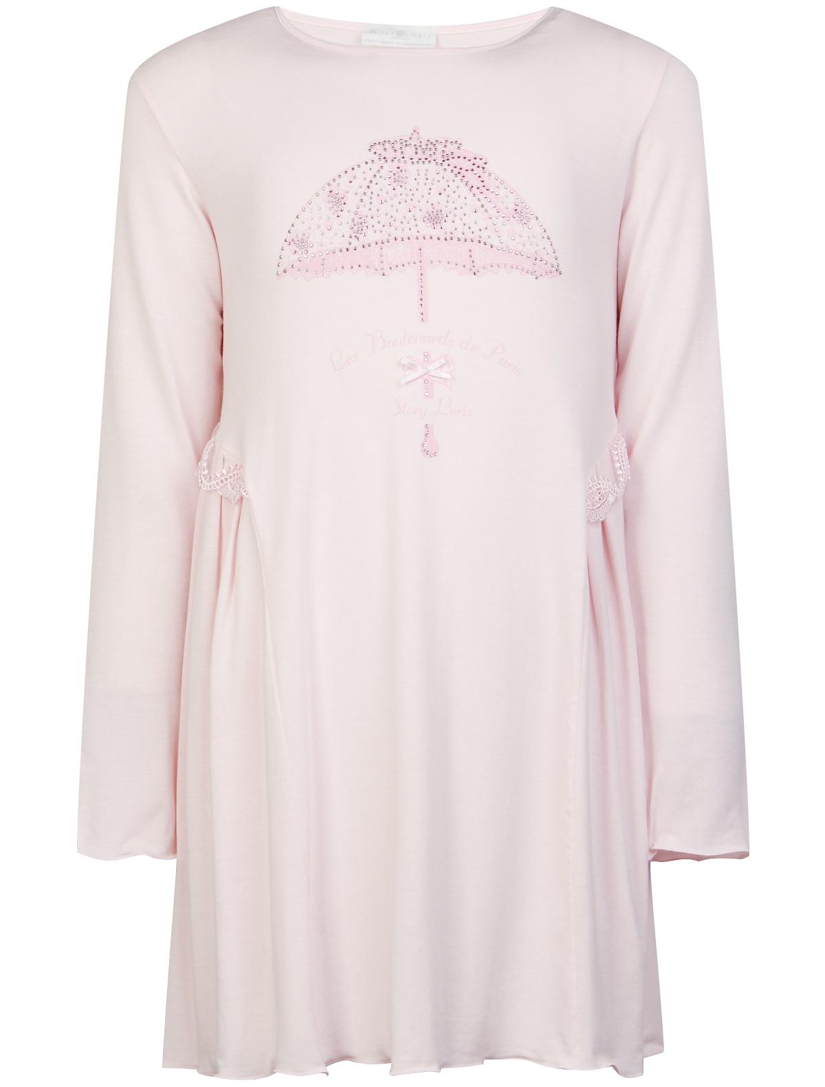 1929203, Ночная рубашка Story Loris, розовый, Женский, 3342609880032  - купить со скидкой