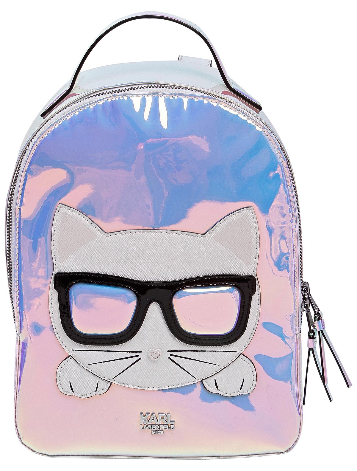 Рюкзак KARL LAGERFELD 2311217 розового цвета