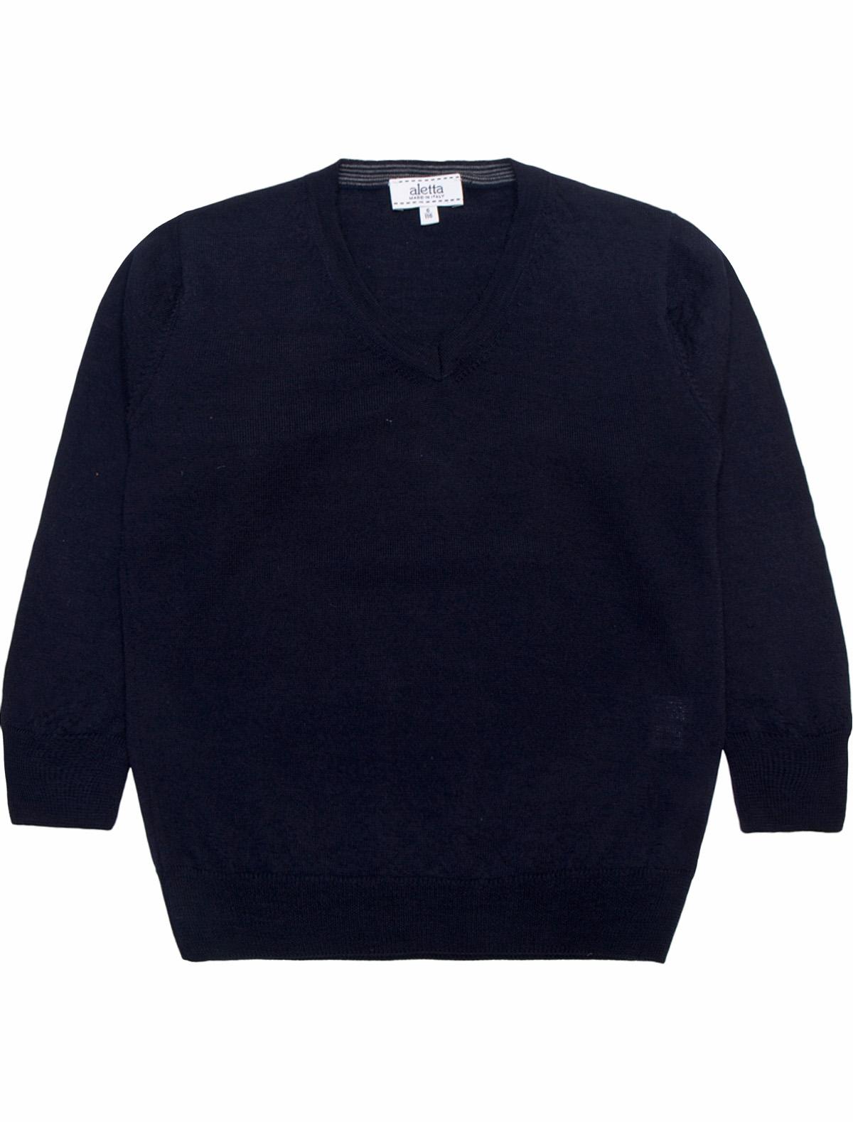 Купить 1893032, Джемпер Aletta, синий, Мужской, 1260419580299