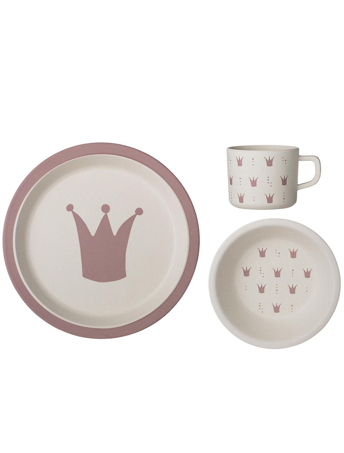 Купить 2213960, Набор посуды Bloomingville, розовый, Женский, 2294500070078