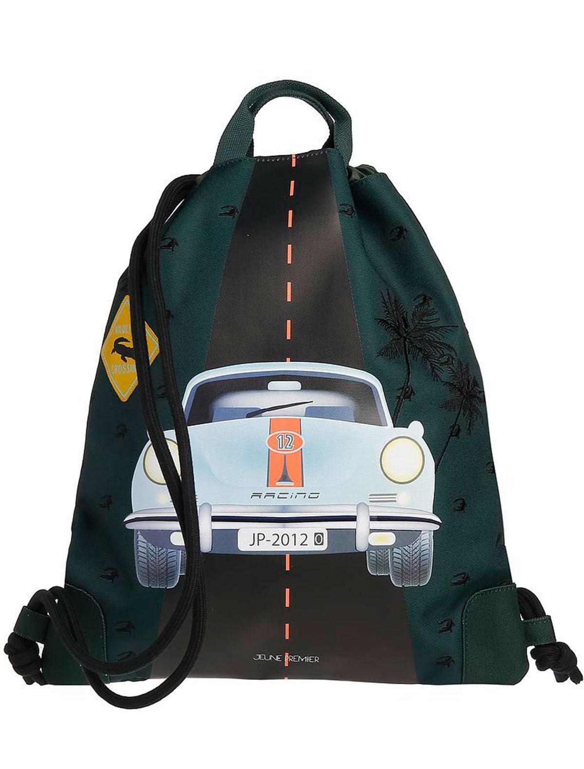 Купить 2321978, Сумка Jeune Premier, зеленый, 1204528180032