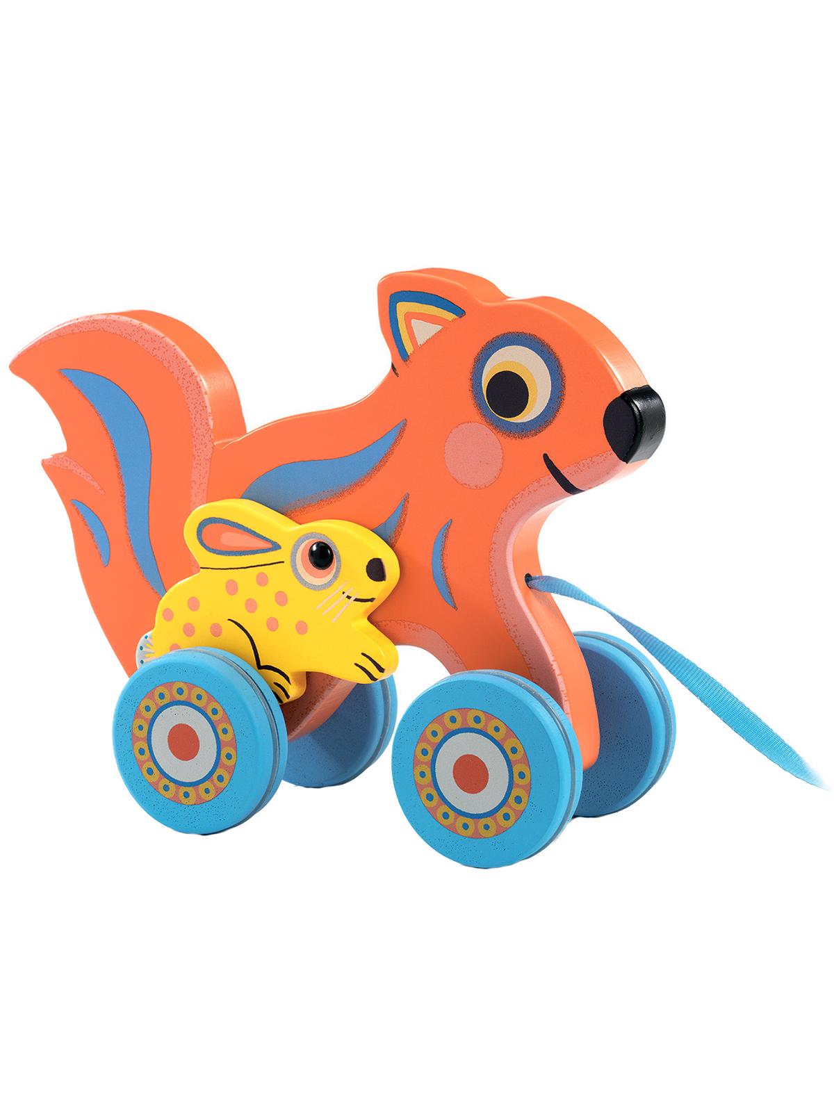Купить 2165574, Игрушка Djeco, оранжевый, 7132429070098