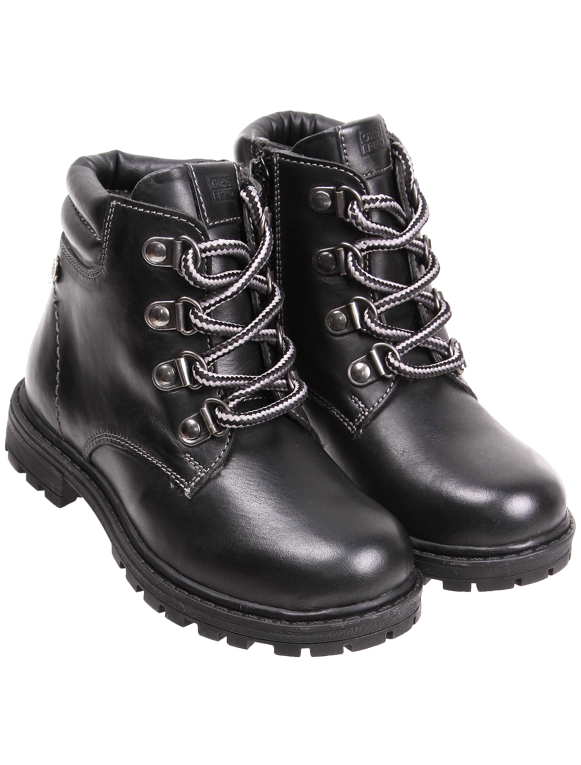 Купить 1916862, Ботинки GIOSEPPO, черный, Мужской, 2031119880892