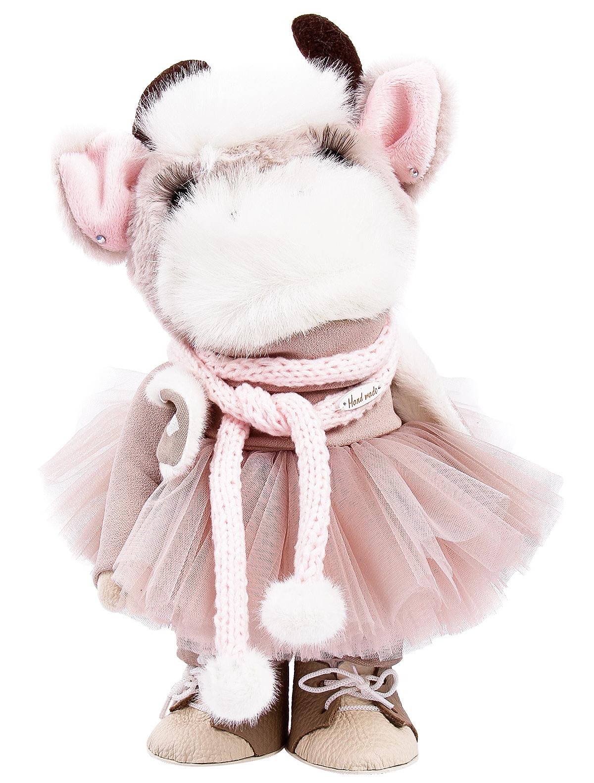 Купить 2260100, Игрушка мягкая Carolon, розовый, 7124520081172