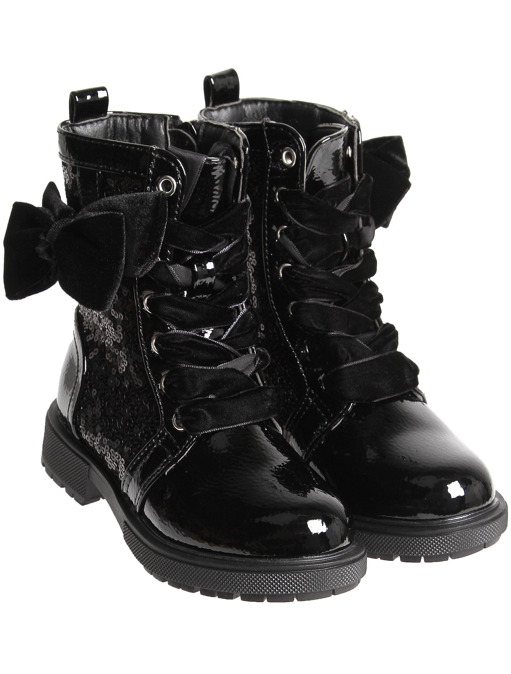 Купить 2121492, Ботинки GIOSEPPO, черный, Женский, 2031109980373