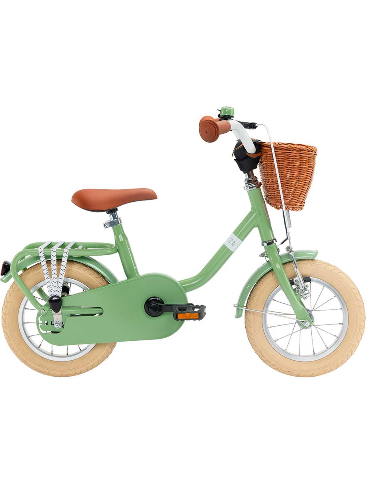 Купить 2264447, Велосипед PUKY, зеленый, 5414528080010