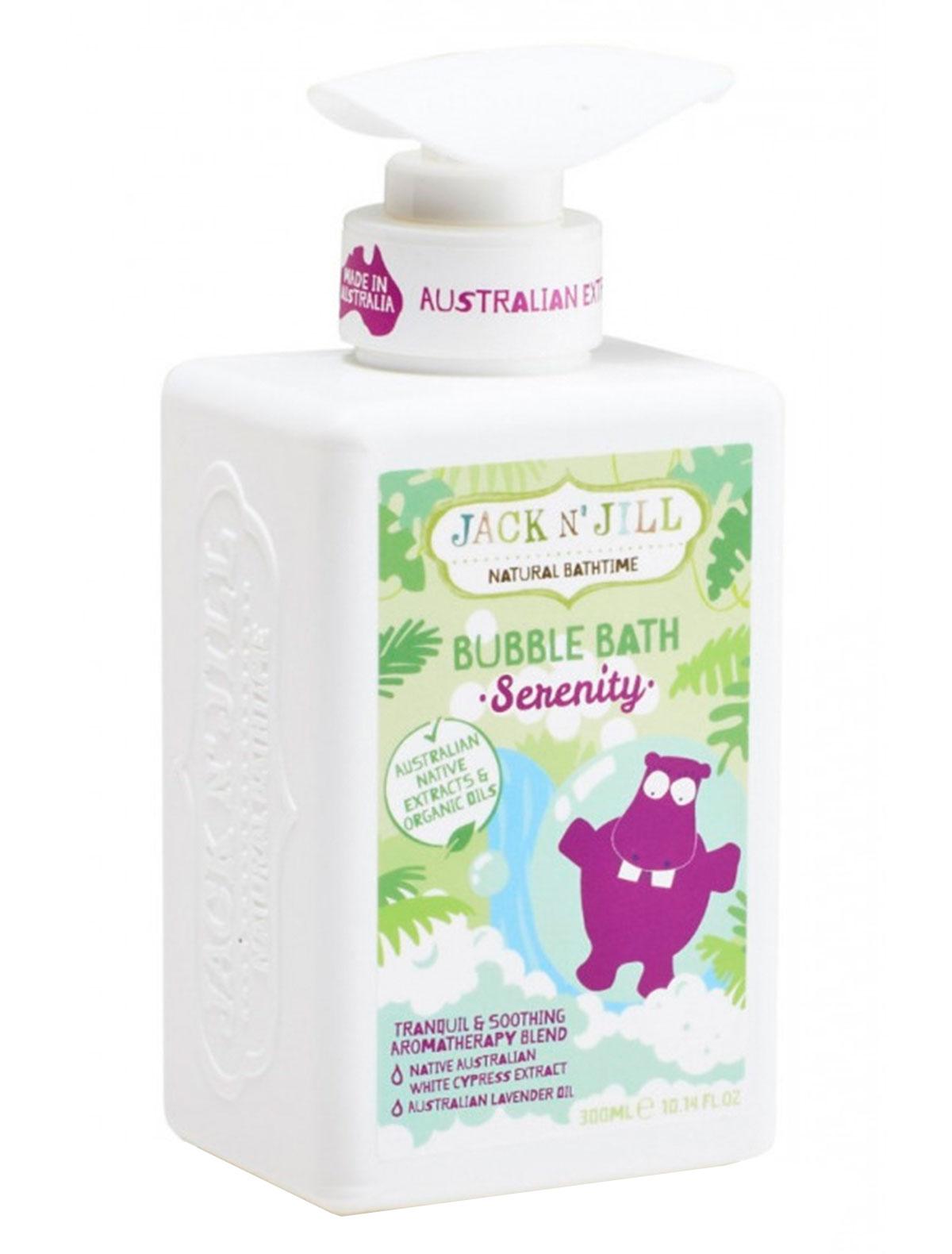 """Пена для ванной Jack N"""" Jill 2300605 белого цвета"""