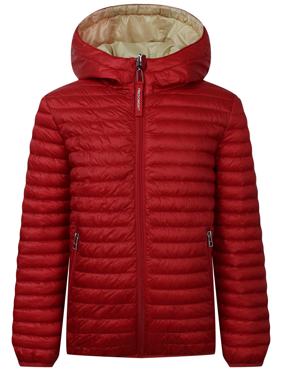 Купить 2295338, Куртка FREEDOMDAY, красный, 1074529170666