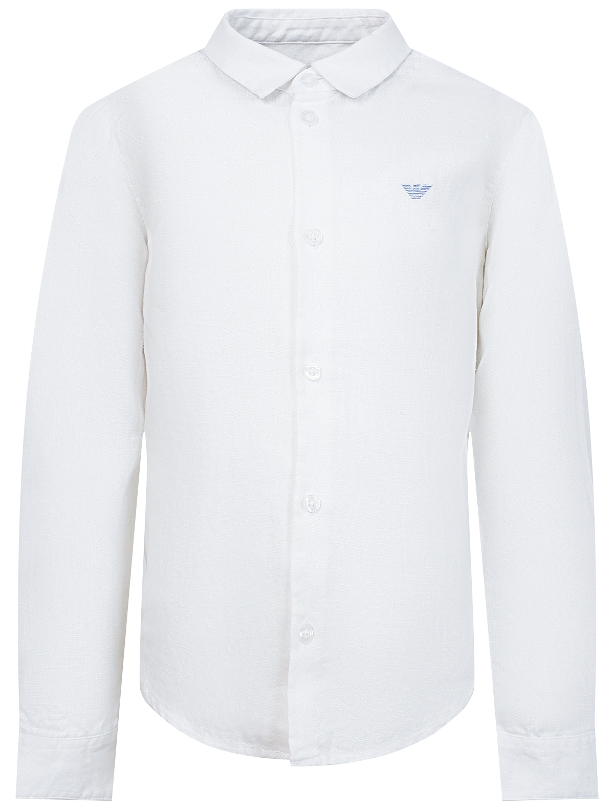 Купить 2168341, Рубашка Armani Junior, белый, Мужской, 1014519070019