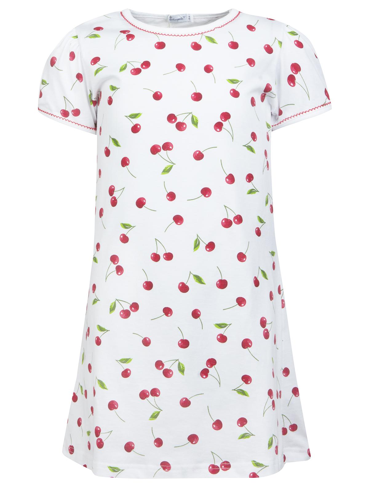 Купить 1929071, Ночная рубашка Sottocoperta, белый, Женский, 3341209670012