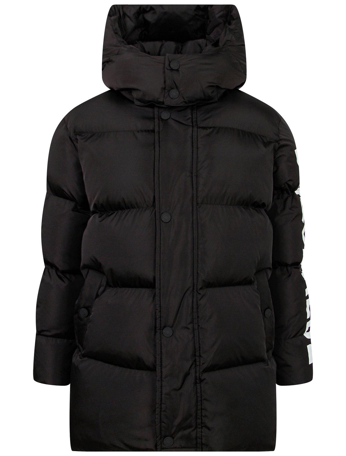Купить 2334632, Куртка Dsquared2, черный, Мужской, 1074519180620