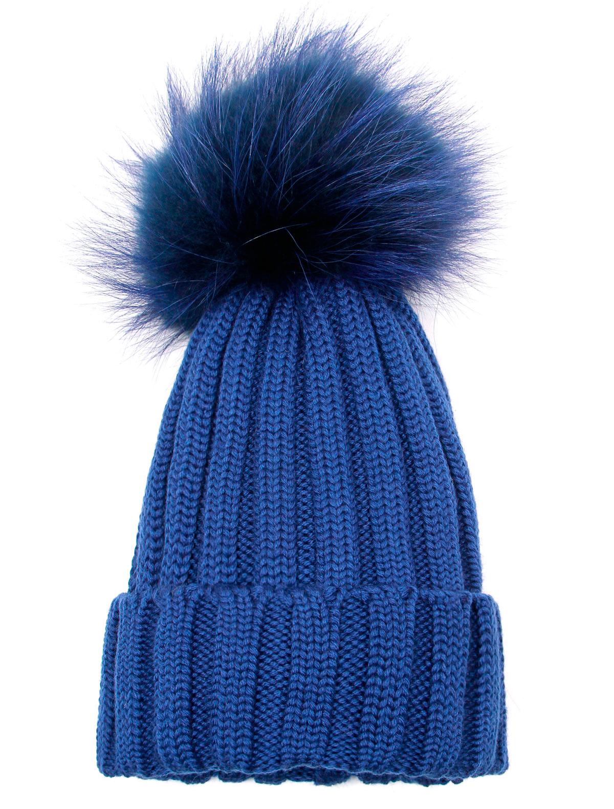 Купить 1901091, Шапка Regina, синий, 1351429880025