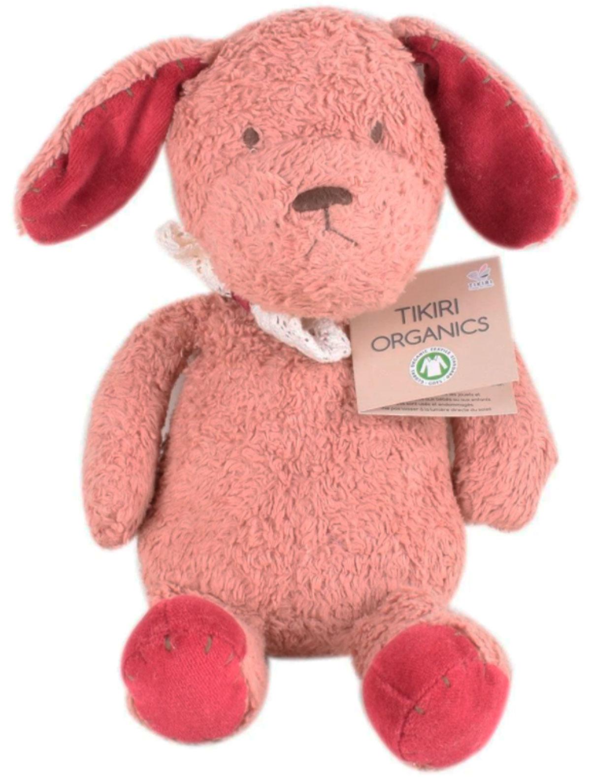 Купить 2261092, Игрушка мягкая Tikiri, розовый, 7124520080441