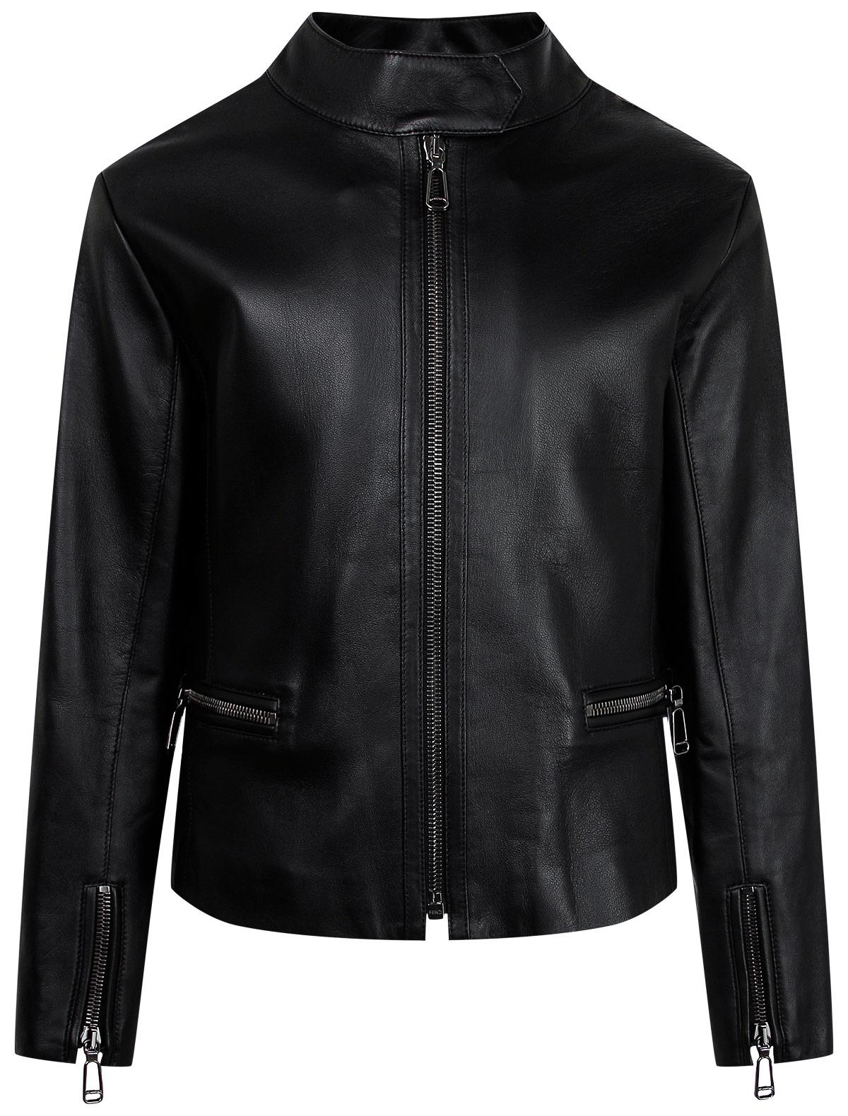 Купить 2244286, Куртка Fendi, черный, Женский, 1074508080030