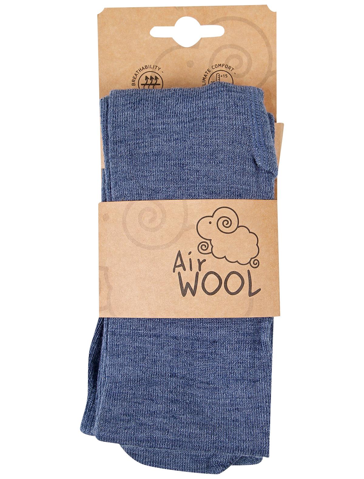 Купить 2135954, Колготки Air wool, синий, Женский, 1291409980041