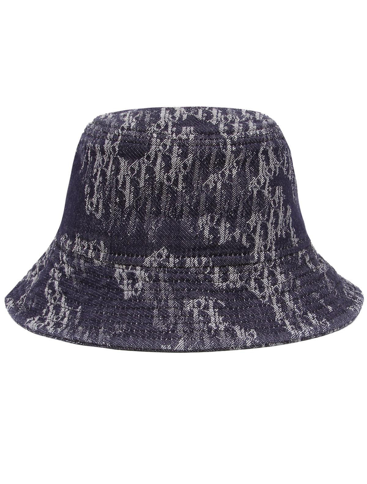Купить 2305237, Шляпа Dior, синий, Мужской, 1174519170093