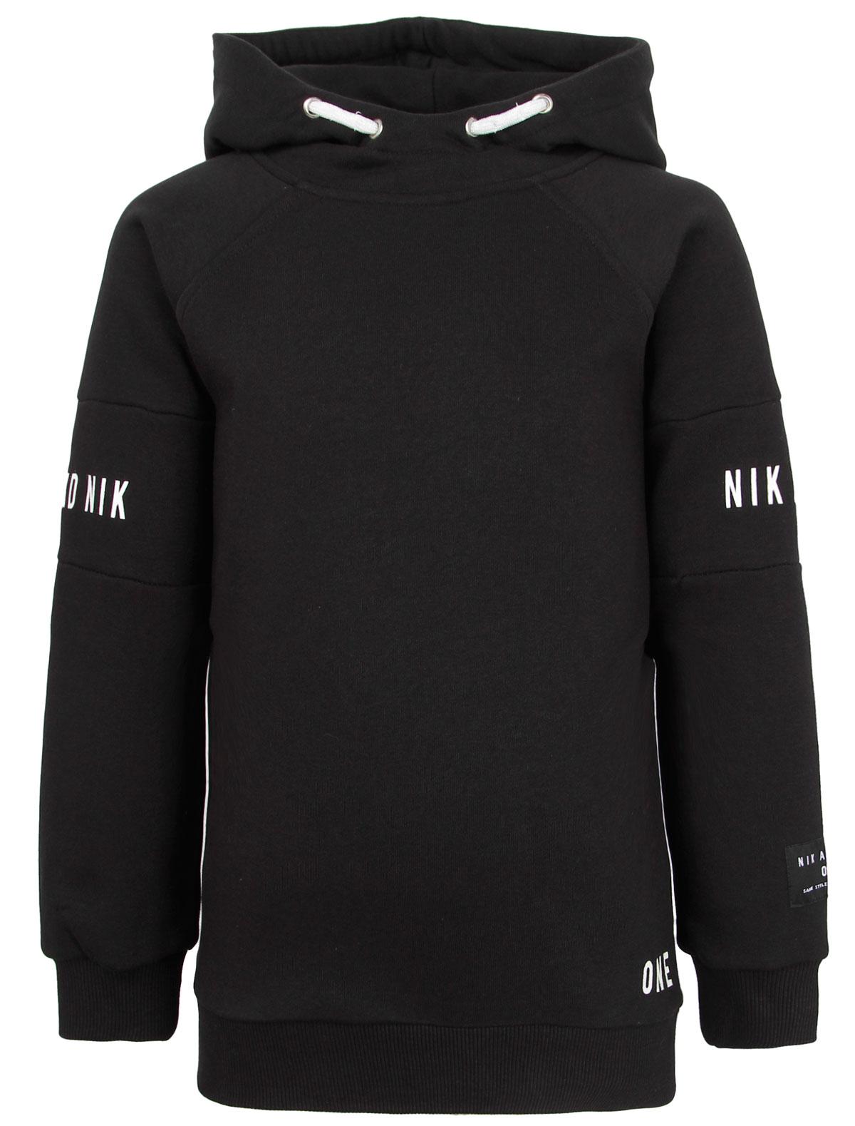 Купить 2123211, Худи NIK & NIK, черный, 0091129980038