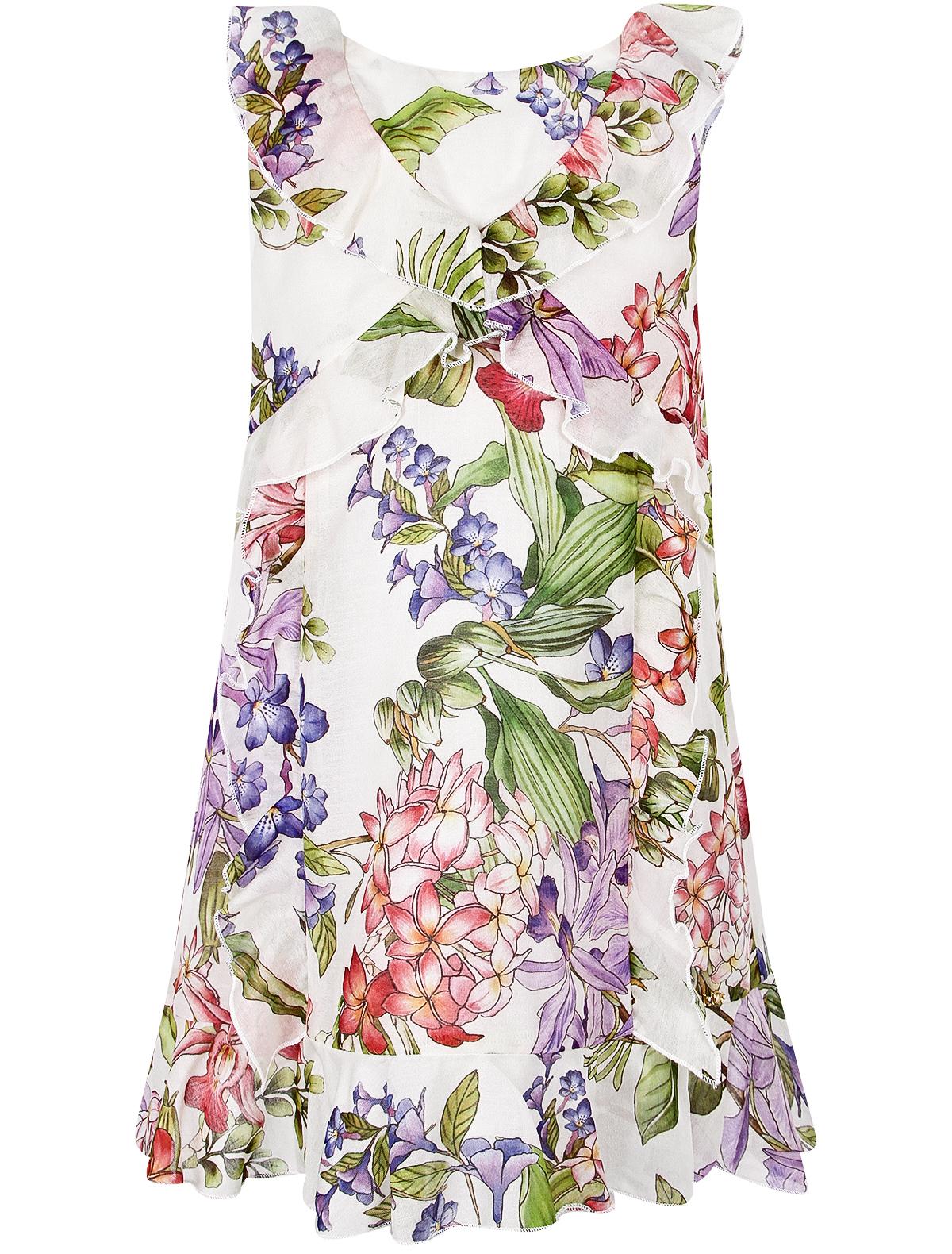 Купить 1951985, Платье Liu Jo Junior, разноцветный, Женский, 1052109970011