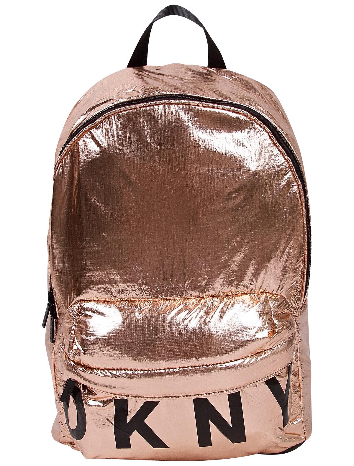 Рюкзак DKNY 2310462 оранжевого цвета
